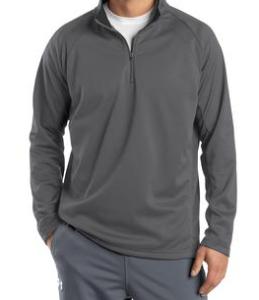 1:4 Zip pullover