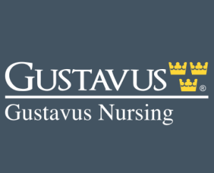 Gustavus Nursing Logo quote
